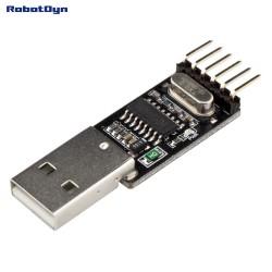 RobotDyn USB-Serial adapter CH340G, 5V/3.3V