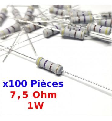 x10 LED ronde blanc chaud de 5 mm diodes 4004Z