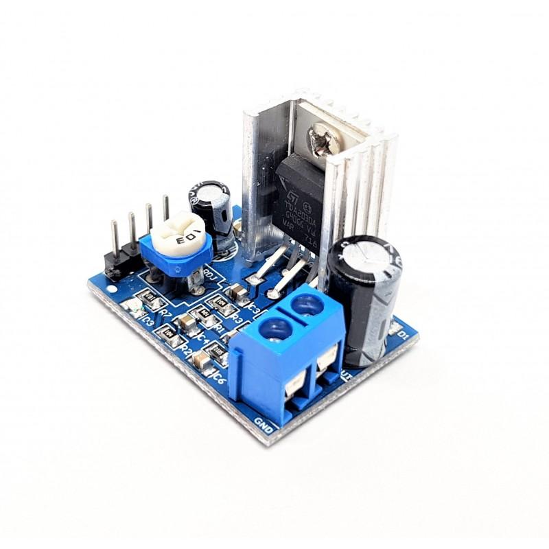 tda2030a audio amplifier module power amplifier board tda2030. Black Bedroom Furniture Sets. Home Design Ideas