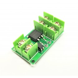 DC 5V-36V Trigger Switch MOS Field Effect Module Driver pour LED Motor