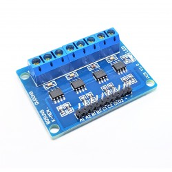 HG7881 4 canaux DC Stepper Motor Driver Controller Board