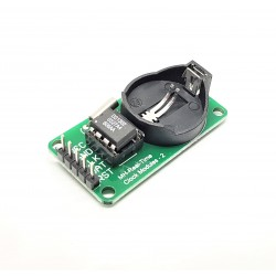 DS1302 Real Time Clock Module per Arduino DS1302