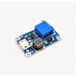 MT3608 2A Max DC-DC Adjustable Boost 2A Step Up Module MICRO USB