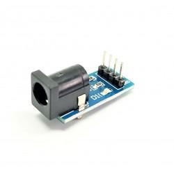 placa de adaptador de alimentación de CC de 2,1 mm Arduino