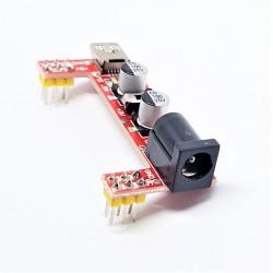 MB102 Breadboard Power Supply Module DC 3.3V 5V USB Power Voltage Regulator