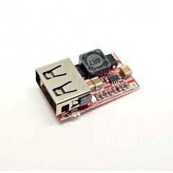 6-24V DC 12V / 24V a 5V cargador de salida USB bajada del módulo