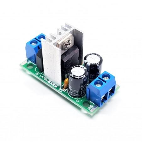 L7812 r/égulateur de Tension Filtre redresseur Module 12V 1.5A vs-elec