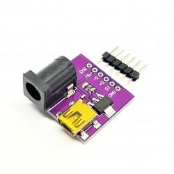 AMS1117 3,3V AMS1117-3.3V Mini Power Module 5V / 3,3V DC