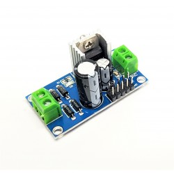 Módulo de tensión L7812 filtro regulador rectificador AC / DC 12V 1.5A