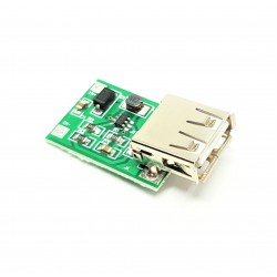 DC 3V à 5V Sortie USB Chargeur Step Up Power Module Mini Boost Converter