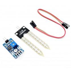 sensore di umidità del terreno modulo per rilevare igrometro Arduino