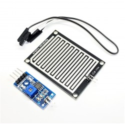 rain sensor module sensitive sensor module For Arduino