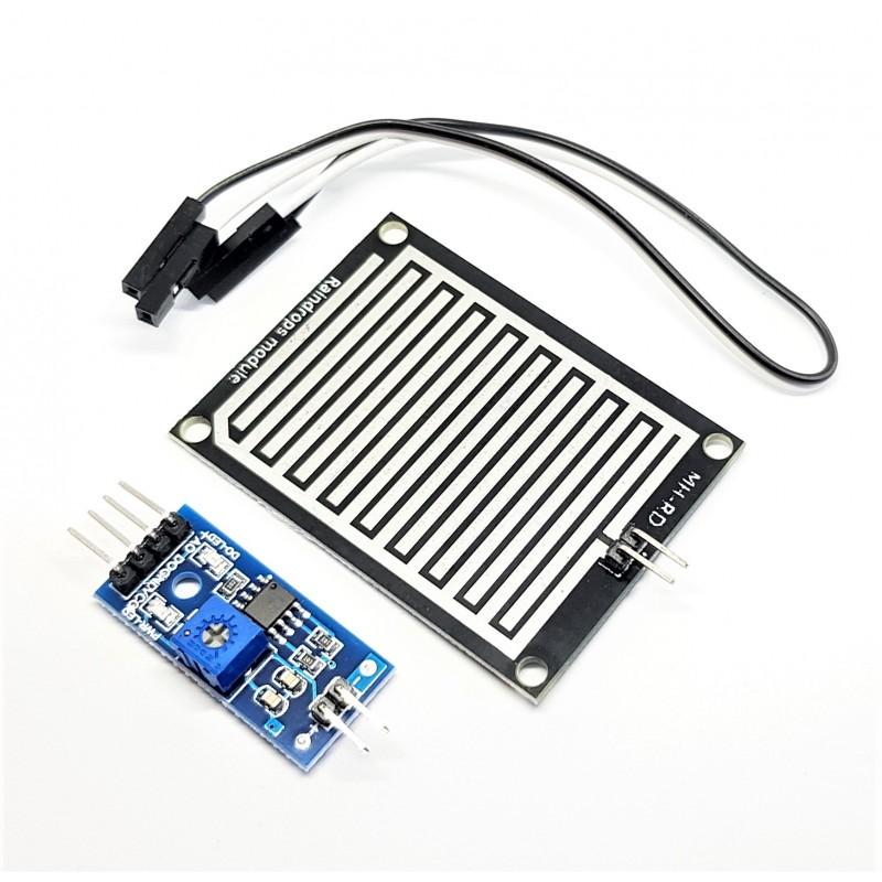rain sensor module sensitive sensor module For Arduino