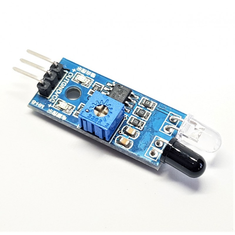 3Pin 3 3-5V IR Infrared Obstacle Avoidance Sensor Module for arduino