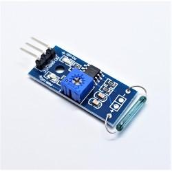 Module Reed capteur Magnétron Interrupteur Magnétique Pour Arduino