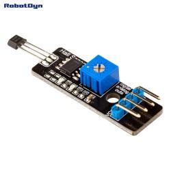 RobotDyn Capteur Hall (magnétique) avec sorties analogiques et numériques