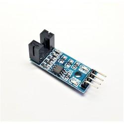 sensor de velocidad del IR de infrarrojos Módulo LM393 Arduino