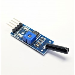 sensore di vibrazione modulo interruttore per Arduino SW-18010