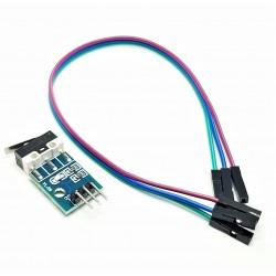modulo switch sensore d'urto per Arduino