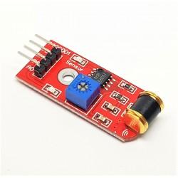 Modulo 801S - sensore di vibrazione LM393