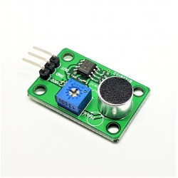 3pin Voice Sound Detection Sensor Module for Arduino