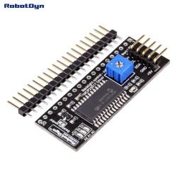 RobotDyn adaptador I2C LCD de 128x64 gráfico