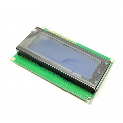 Display LCD 2004 (simbolo 4 righe 20 colonne) BLU