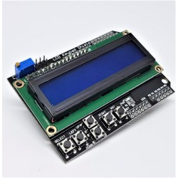 LCD Keypad Shield LCD1602 Module d'affichage pour Arduino