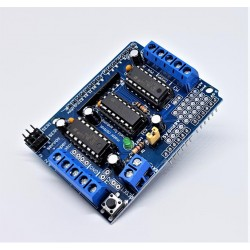 L293D controllo del motore Shield per Arduino