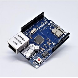 W5100 Shield Ethernet per Arduino