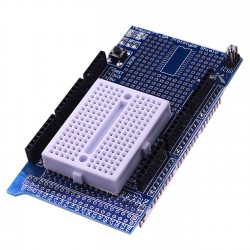 Escudo prototipo para Arduino Mega Mega2560