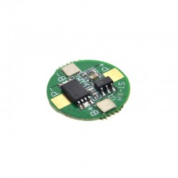 3.7V 1S 2.5A BMS PCM PCB Battery Protection Board Li-ion lithium Battery