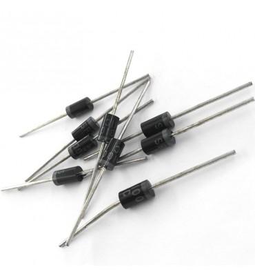 X20 Pcs Schottky diode SB260 2A 60V DO-15 DO-204AC 7503A