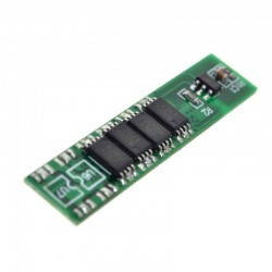 1S 10A 3.7V 18650 BMS PCM protection charge batterie li-ion