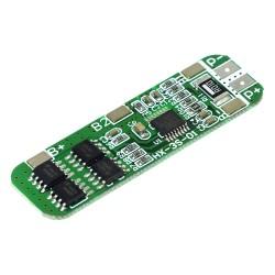 3S 6A Li-ion Lithium Battery 18650 Charger Protection Board Module 10.8V 11.1V 12.6V