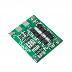 25A 12V 3S Polymer Li-ion Lithium 18650 Battery Charger PCB Protection Board