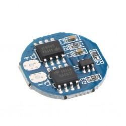 5A 2S 7.4V 8.4V 18650 carga protección BMS PCM Li-ion