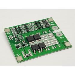 15A 12V 11.1V 12.6V 3S 18650 carico protezione BMS PCM Li-ione
