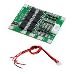 4S 30A 14.8V Li-ion Lithium 18650 Battery BMS Packs PCB Protection Board li-ion