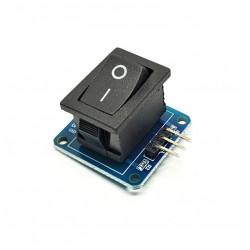 Module Interrupteur à bascule  on/off Pour Arduino