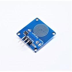 Modulo digitale sensore capacitivo tocco TTP223 jog TTP223B per Arduino