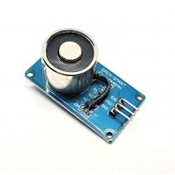 Modulo Elettromagnete elettromagnetici ventosa per Arduino