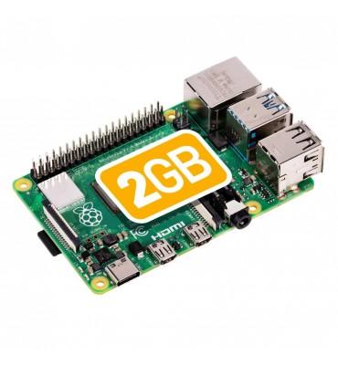 Raspberry Pi 4 - 2 Go de RAM