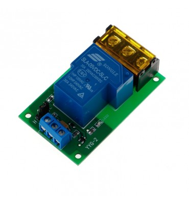 5V 30A Relay Board Module Optocoupler Isolation High / Low Trigger