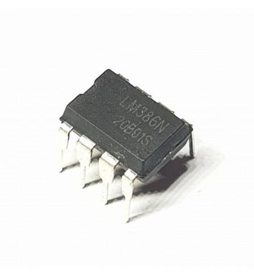 x5 Pcs LM386N Amplificateur de puissance audio DIL08 DIP-8