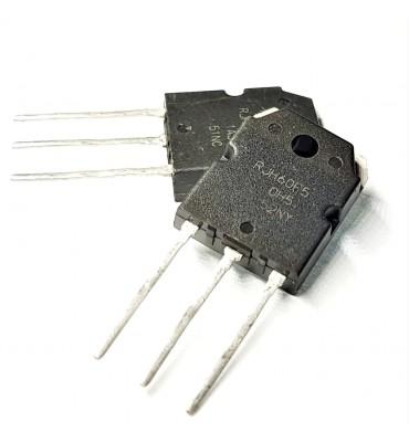 RJH60F5DPQ RJH60F5 60F5DPQ TO247 80A 600V 260.4W Transistor simple