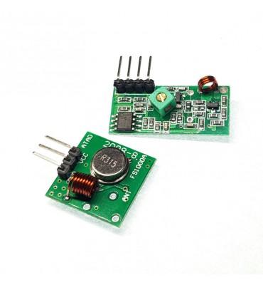 315MHZ transceiver kit