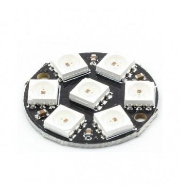 7 led ring WS2812 5050 RGB