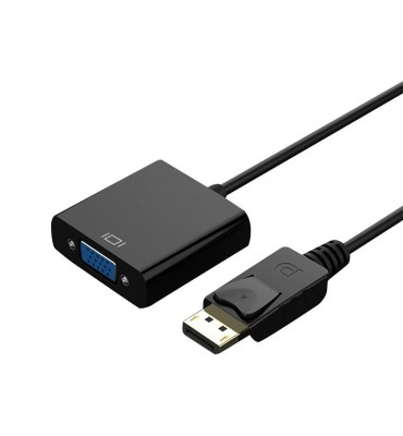 DP male to HDB15P female converter cable (Displayport to VGA)