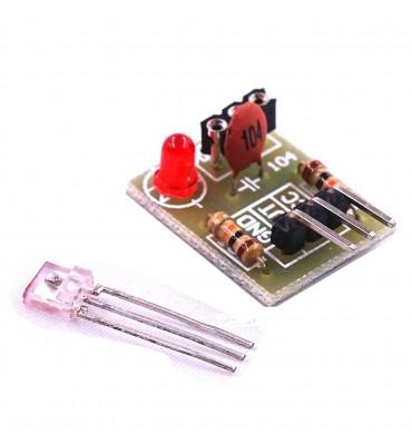 Laser sensor Non-modulating module Laser tube Receiver module